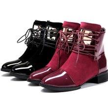 Женские ботинки; Сезон осень зима; Ботинки martin из натуральной
