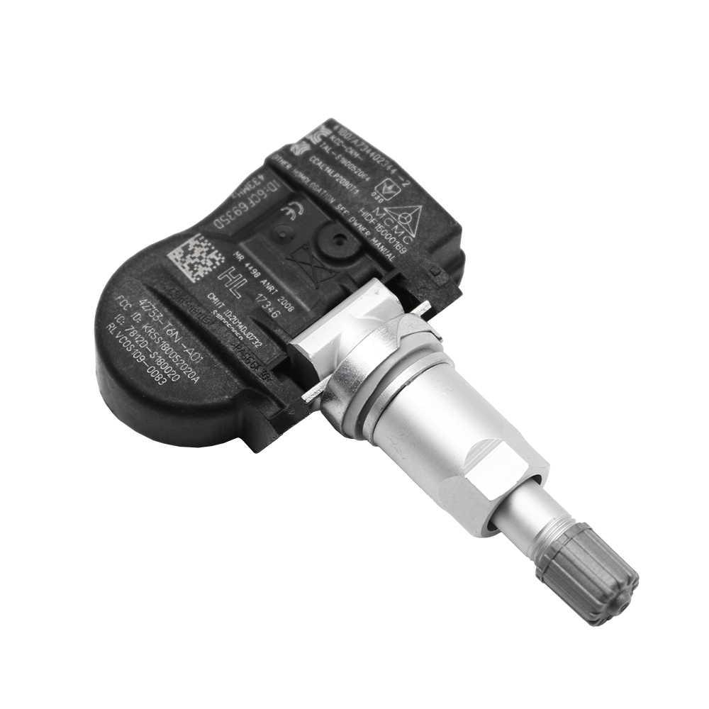 Для 2016 2017 2018 для Acura NSX TPMS датчик давления в шинах монитор 42753-T6N-A01 42753-T6N-TBD 433 МГц