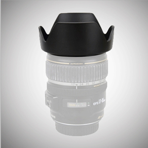 Image 4 - Photography Protective Camera Accessories Windproof Replacement Cover Portable Lens Hood for Canon EF M 15 45mm F/3.5 6.3 IS