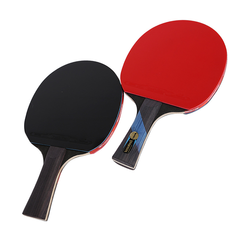 Manufacturers Direct Selling Rubber Ping Pong Shot Outdoor Children Sports Ping Pong Penhold Game Training For Equipment