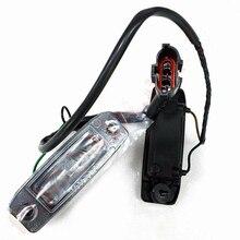 مصباح لوحة الترخيص الخلفية للسيارات, أصلي مصباح للوحة الترخيص الخلفية Assy لسيارة KIA Borrego mohas 2008 12 لسيارات hyundai Veracruz 2007 2012 925013J000 92501 3J000