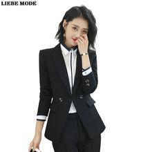 Женские деловые брючные костюмы для женщин Корейская одежда