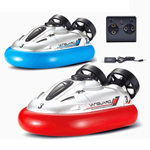 Submarine-Toy Hovercraft-Boat Rc-Drone Remote-Control Mini Electric for Kids Gift 3-In-1