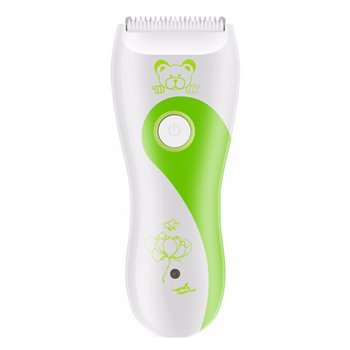 Infant Electric Hair Clipper Electric Fader Rechargeable Children Mute Electric Hair Clipper Razor Baby Haircut Tool adult children s haircut rechargeable professional electric hair clips electric haircut ceramic hair clipper razor