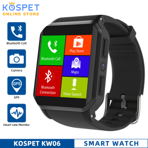 Image 1 - Bluetooth Call IP68 Waterproof Smart Watch Men GPS Pedometer Heart Rate Monitor WIFI 3G Android Smartwatch For Android IOS
