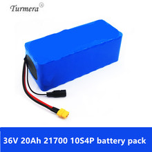 36V 20Ah battery 21700 10S4P battery pack 500W high power battery 42V 20000mAh Ebike electric bicycle BMS Protection Turmera new eu us free tax 36v 500w 350w ebike 36v 17ah bottle battery pack electric bike dolphin lithium battery with usb and bms