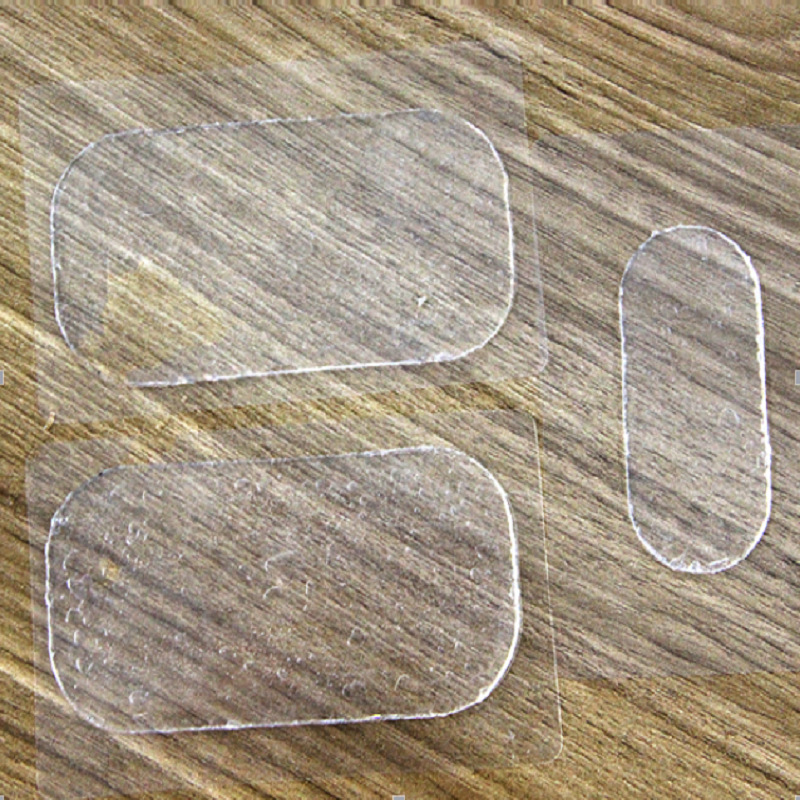 100Pcs Replacement Fitness Gel Stickers Hydrogel Electrode Pad Patch For EMS Muscle Training Massager ABS Abdominal Trainer in Slimming Product from Beauty Health