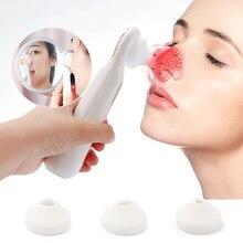 Machine d'aspiration sous vide pour éliminer les points noirs visibles, nettoyeur de points noirs du visage, dispositif de rétrécissement des pores