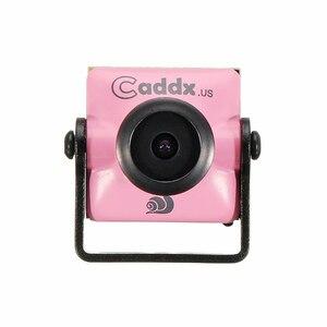 """Image 4 - Caddx турбо микро F2 1/3 """"CMOS 2,1 мм 1200TVL 16:9/4:3 NTSC/PAL с низкой задержкой FPV камера с микрофоном для RC FPV Racing Drone"""