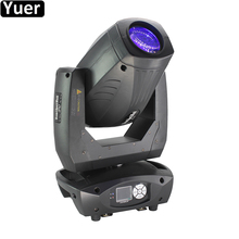 цена на New 200W LED Beam Spot Wash 3IN1 Stage Moving Head Light Zoom Effect DMX512 DJ Disco Light Wedding Party Club Music Lights