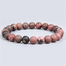 100% High quality natural stone beads bracelet smooth matte agates sodalite lapis lazuli fluorite crystal jewelry