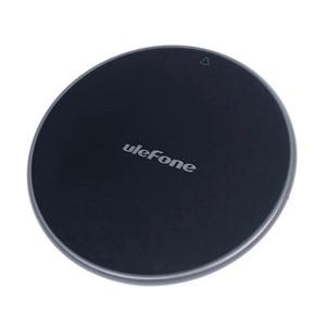 Image 3 - Ulefone UF002 Draadloze Oplader 10W Snel Opladen Qi Draadloze Oplader Pad Voor Huawei P30 Pro/Ulefone Armor 6 s/Andere Smartphones