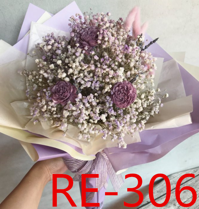 Wedding Bridal Accessories Holding Flowers 3303 RE