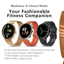 Blackview X2 Smart Uhr TPU Gurt, 1.3