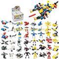 359 шт 16в1 Военная звезда космический робот самолет Аполлон строительные блоки кирпичи игрушка