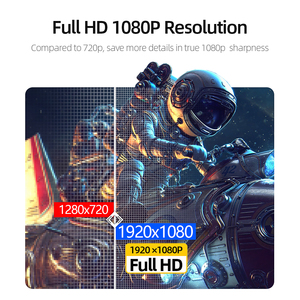 Image 3 - VIVIBright Real Full HD 1080P Projector F40/UP