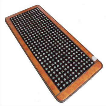 Household physiotherapy care jade electric heating temperature control electric massage mattress germanium stone ms tomalin mat