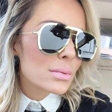 Womans Fashions 2019 Oversized Pilot Sunglasses Men Luxury S