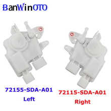 72115SDAA01 72155SDAA01 kapı kilidi aktüatör Honda Accord 7 için Honda Accord Acura Ridgeline Euro sol ve sağ 72115 SDA A01 72155 SDA A01