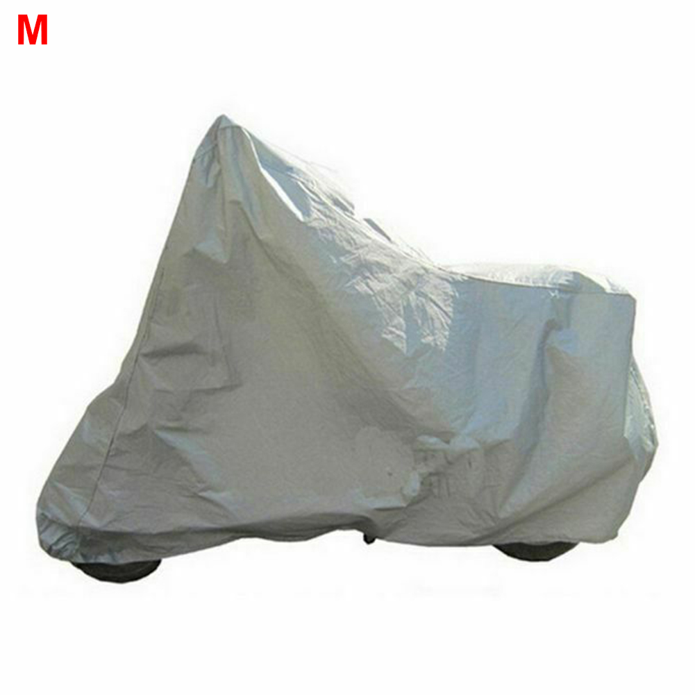 Motorcycle Cover Electric Bicycle Foldable Waterproof Universal Snow Outdoor Protective Rainproof Bike Indoor UV Anti Dust Shell