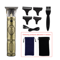 BOX-USB Rechargeable T9 Hair Clipper