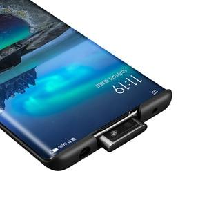 Image 3 - SophiaLong מקרי עבור Vivo Nex 3 Coque אמיתי עור מקרה עבור Vivo Nex 3 NEX3 טלפון כיסוי שיכון עם ליץ דפוס Fundas