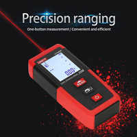 UNI-T UT390M Laser Distance Meter 35m Rangefinder Digital Trena a Laser Measure Tape Ruler Range Finder Building Tools