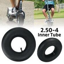 2.50-4 Inner Tube For Pneumatic Wheel Suit For 8'' Trolley Wheel Bent Valve air For hand