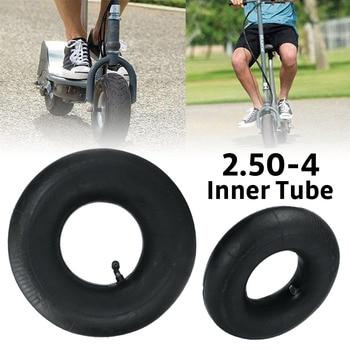 2,50-4 внутренняя трубка для пневматического колесного костюма для 8 колесного колеса тележки согнутого клапана воздуха для ручного грузови...