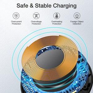 Image 5 - ESR מטען אלחוטי Qi מהיר טעינת Pad עבור iPhone 11 פרו XR XS מקס SE 2020 8 בתוספת מהיר מטען עבור Samsung S20 S10 Note10