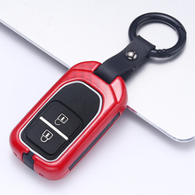 Car Key Case Cover Fob Suitable For HONDA Accord IX X 9 10 Civic X 10 Fit Jazz IV 4 GK 5 CRV V 5 HRV Vezel City GM Odyssey RC