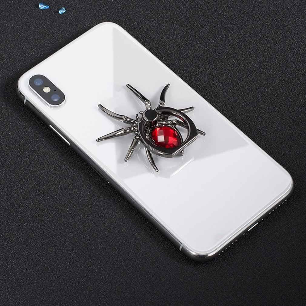 Universal 360 Graden Spider Vinger Ring Mobiele Telefoon Grip Standhouder Voor Iphone 7 8 X Samsung Xiaomi Huawei Telefoon houder Stand
