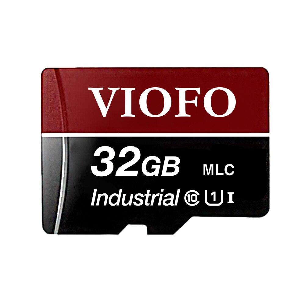 Samochodowe akcesoria elektroniczne VIOFO 128GB/64GB/32GB profesjonalna karta pamięci MLC o wysokiej wytrzymałości UHS-3 z adapterem