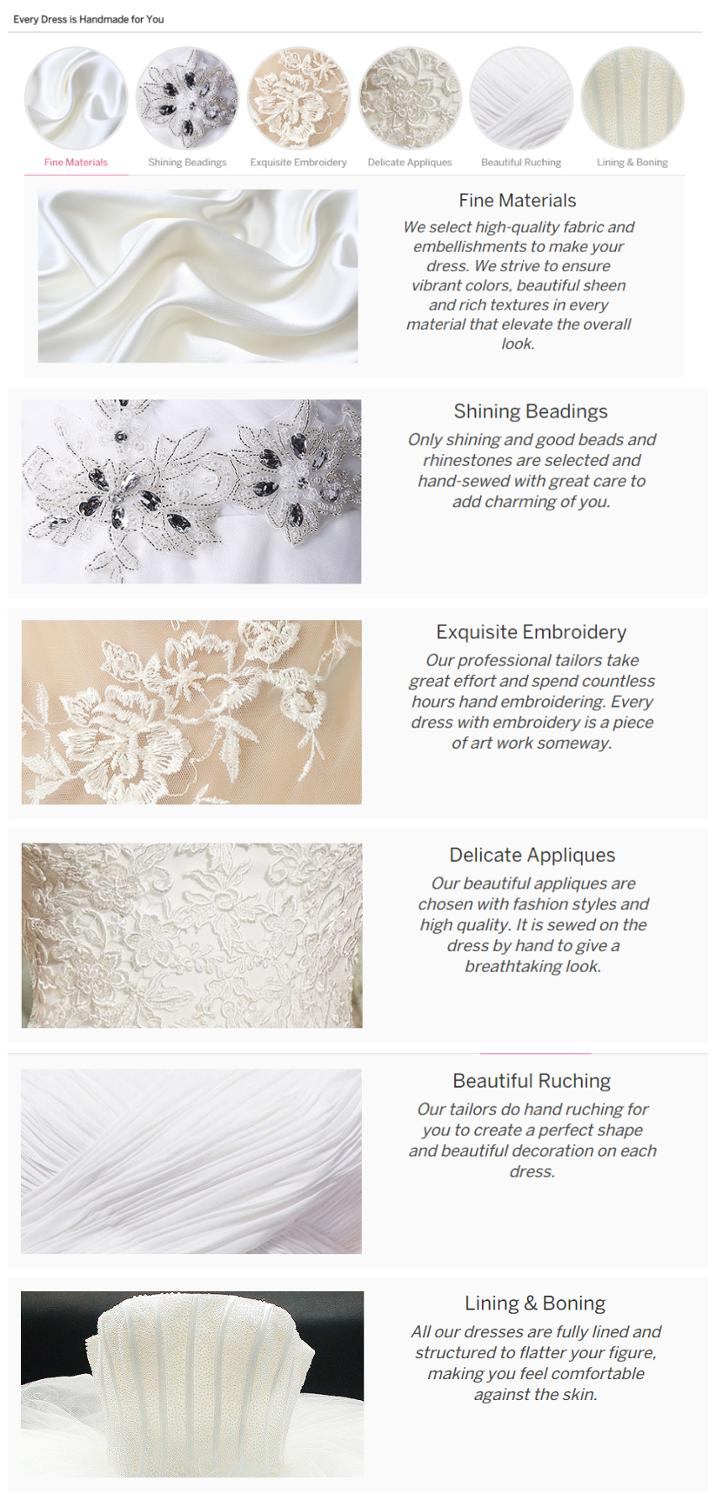 Image 5 - New Arrival Fashion Lace Mermaid Wedding Dresses With Flare Sleeves 2019 Backless Sweep Train Bride Dress Bridal Wedding Gowns-in Wedding Dresses from Weddings & Events