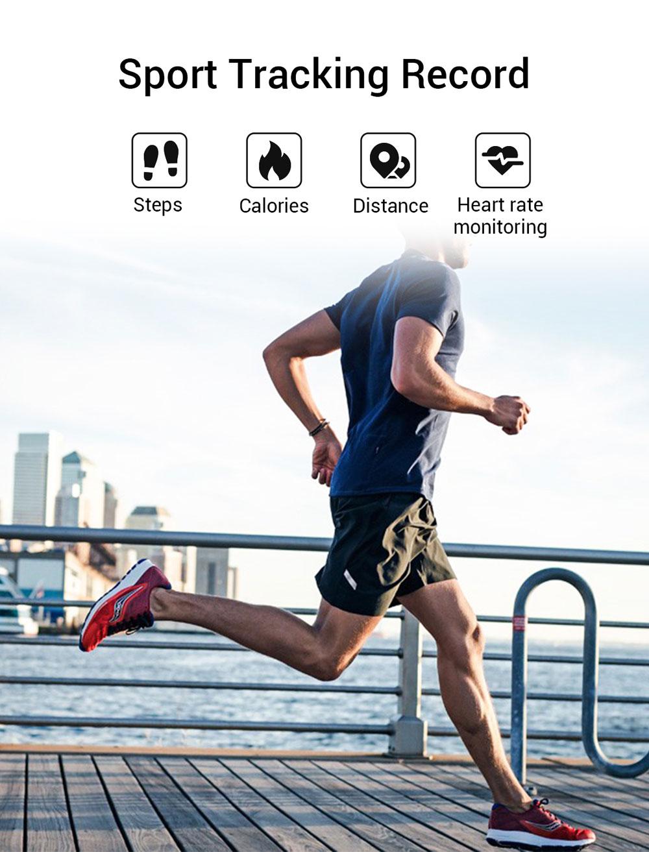 H29cd66aec021487cb5c6e7b660eb7e43T 2020 Fitness Bracelet Blood Pressure Fitness Tracker Waterproof Smart Bracelet Heart Rate Smart Band Watch Wristband Men Women