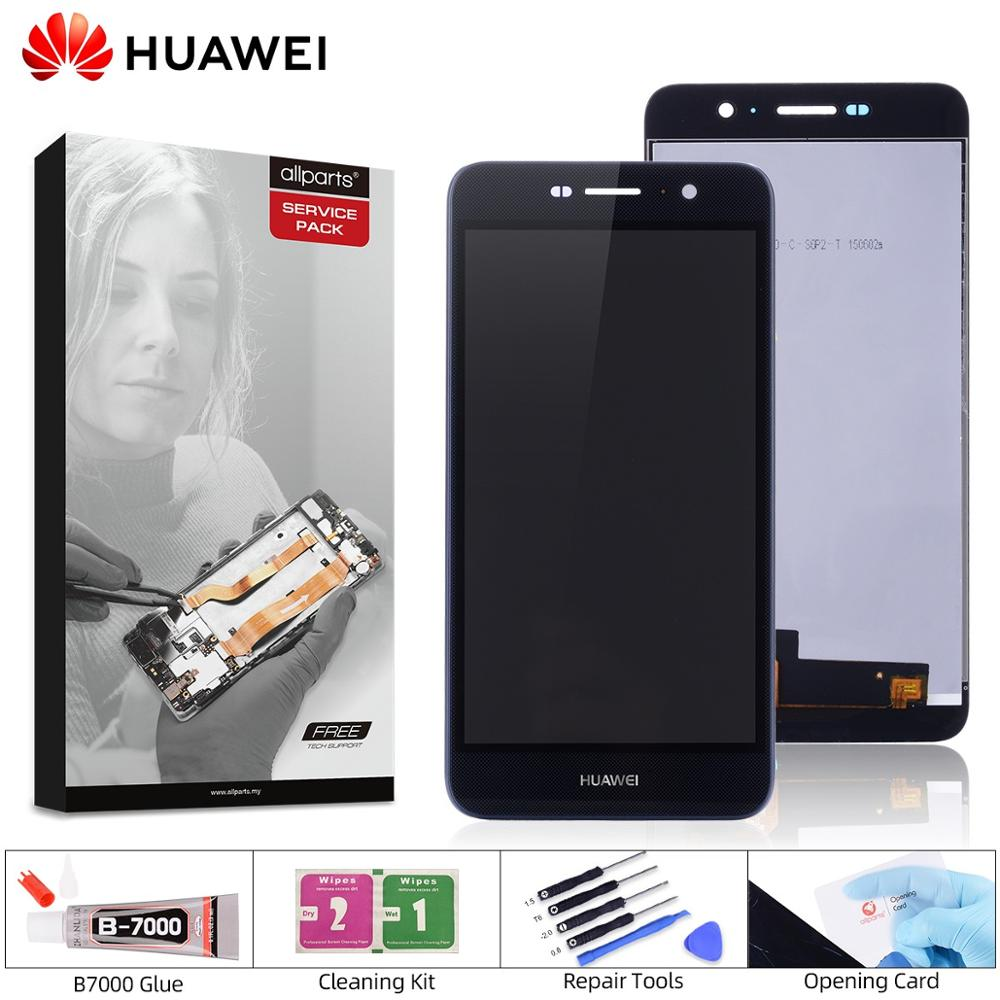 ORIGINAL 5.0'' LCD Display For HUAWEI Honor 4C Pro TIT-L01 LCD Touch Screen With Frame For HUAWEI Y6 Pro Display Replacement