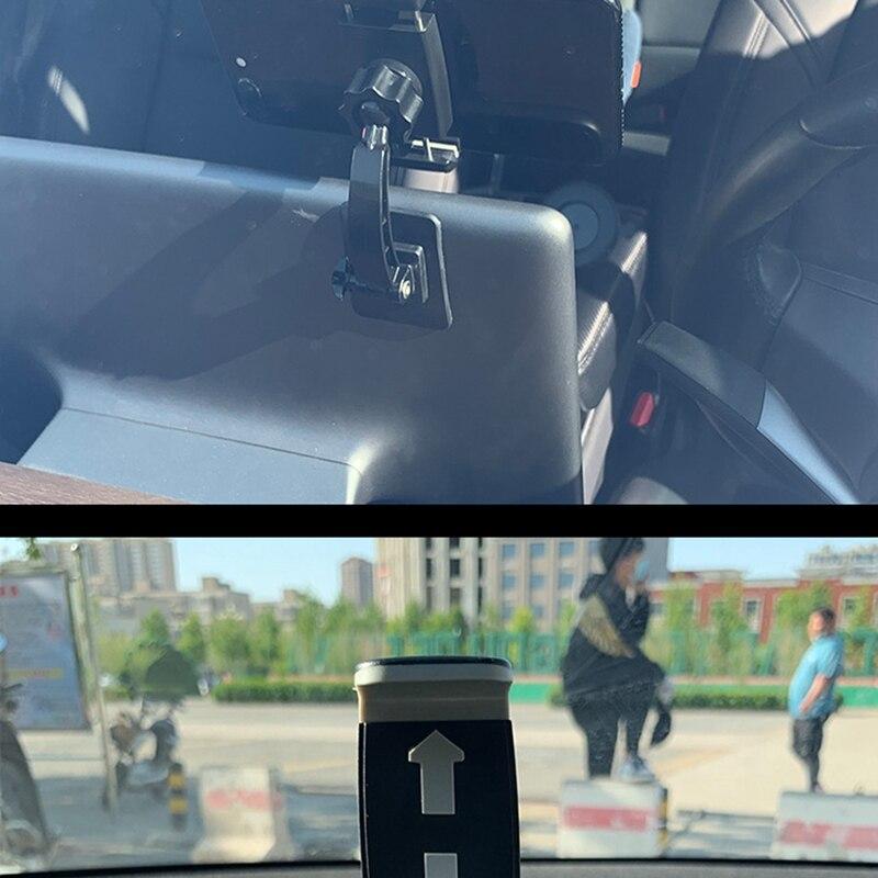 Car Phone Mount Phone Holder Support Dashboard Mount Holder Model Y Phone Holder Accessories for Tesla Model 3