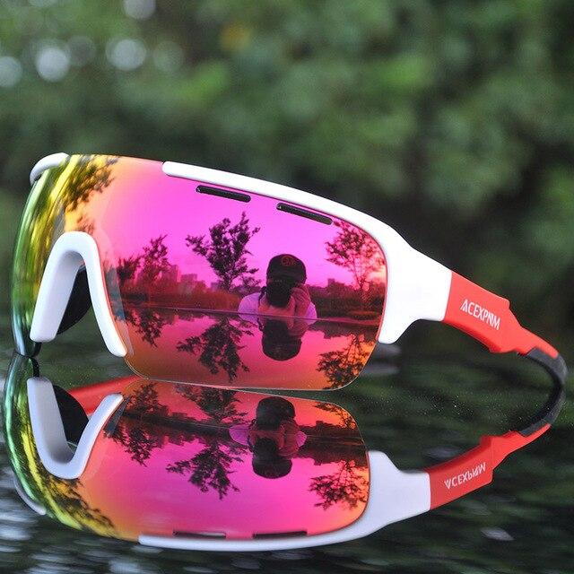 2020 homem polarizado ciclismo óculos de ciclismo bicicleta ciclismo óculos de sol esporte ciclismo uv400 esportes 6