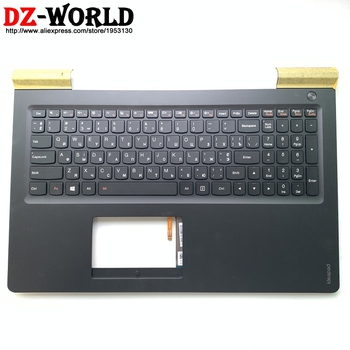 New/orig Palmrest Upper Case With RU Russian Keyboard for Lenovo Ideapad 700-15ISK Laptop C Cover 5CB0L67921