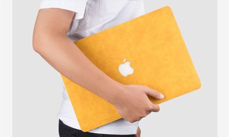 Coque Professionnelle pour MacBook en cuir