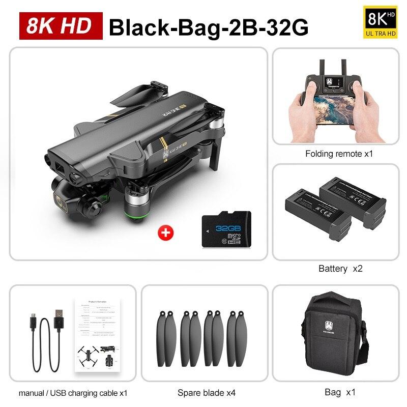 8K BackPack 2B 32G