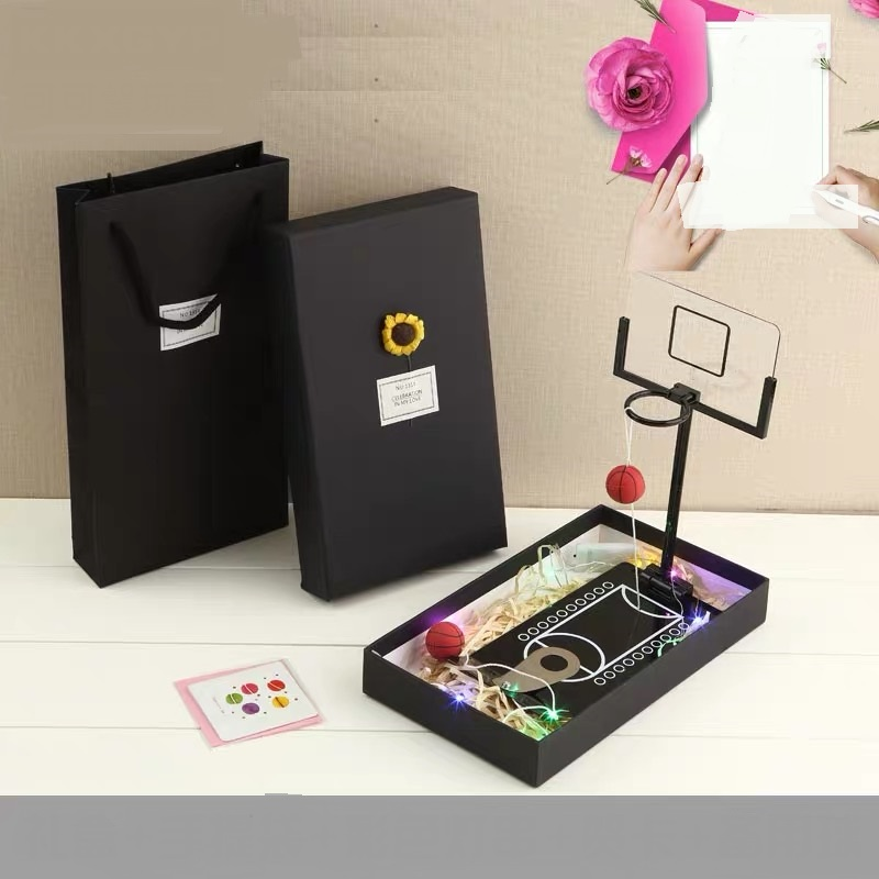 Ganxin 2020 New Child Play Basketball Table Game