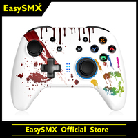 EasySMX ESM-4108 Bluetooth Gamepad Pro Controller per Nintendo Switch/Switch Lite PC Windows 10 Turbo 6 assi Groy Motion Control