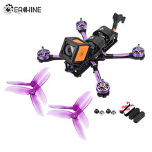 Eachine assistant X220HV 6S FPV course Drone RC PNP w/F4 OSD 45A 40CH 600mW Foxeer flèche Mini Pro caméra(China)