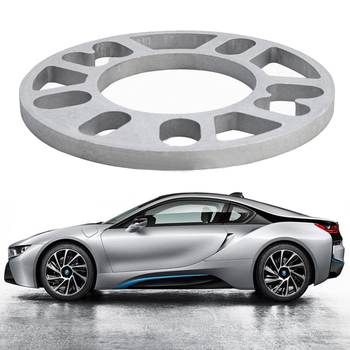 Espaciadores universales de rueda de aleación de aluminio de 10MM placa de cuñas 4/5 perno prisionero para WS-100 nuevo y de alta calidad