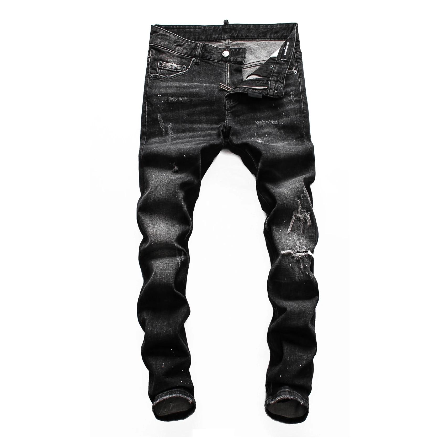 Designer Black Pants