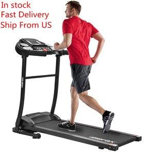 Folding Electric Treadmill Mot