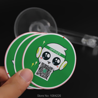 Adjustable Photo/Badge Circle Graphic Cutter DIY Paper Cutting Round Rotary Cutters Handmade Craft (With 5 Replaceable Blades)