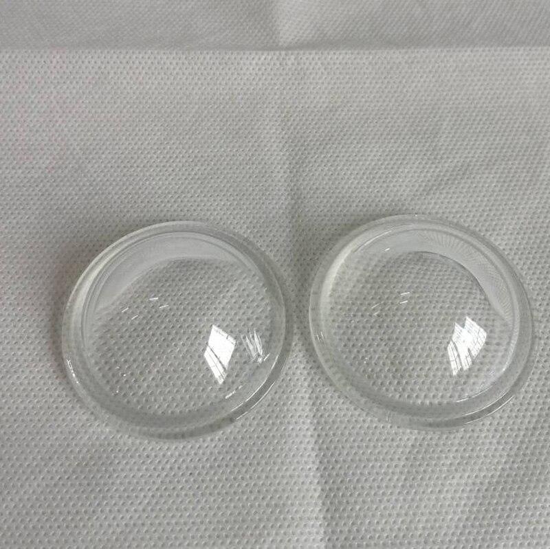 vidro óptico conduziu a máscara da lâmpada