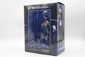 Image 5 - New Japan Anime Action Figure Game Nier:automata 2b YoRHa No.2 Type B Black Dress Sword Ver PVC 25CM Model Sexy Decoration Doll